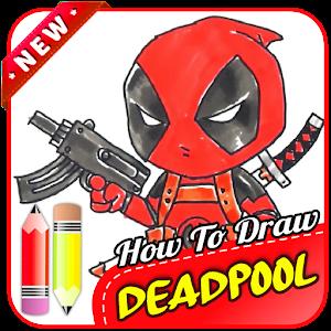 Tải Làm thế nào để Vẽ Deadpool APK
