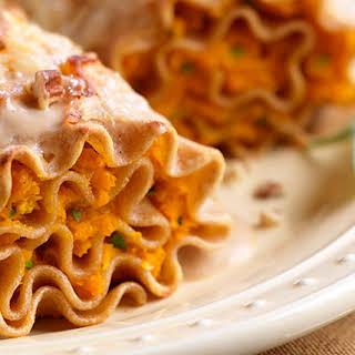 Butternut Cannelloni.