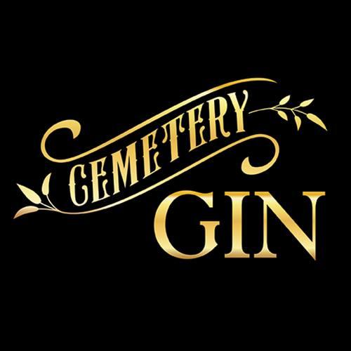 Logo for Cemetery Gin