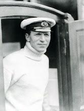 Photo: El capitán Frank Worsley
