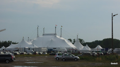 Photo: Cirque du Soleil, Knokke-Heist