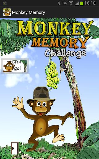 Monkey Memory Challenge
