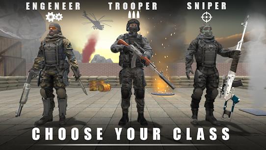 Strike Force Online Apk Mod Munição Infinita 6