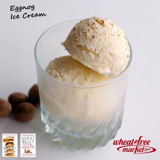 Eggnog Ice Cream Recipe