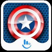 Captain USA Keyboard Theme 6.2.3 Icon
