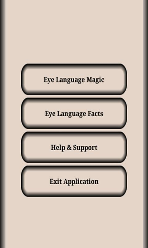 Eye Language- screenshot