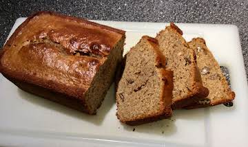 Oh Nut's! Quick Bread