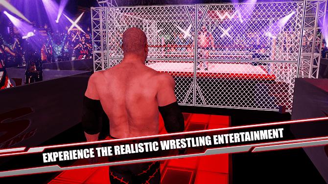 Cage Revolution Wrestling World : Wrestling Game Android 11