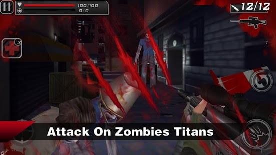 Death Shooter 3D- screenshot thumbnail