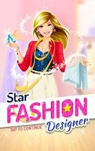 Star Fashion Designer screenshot thumbnail