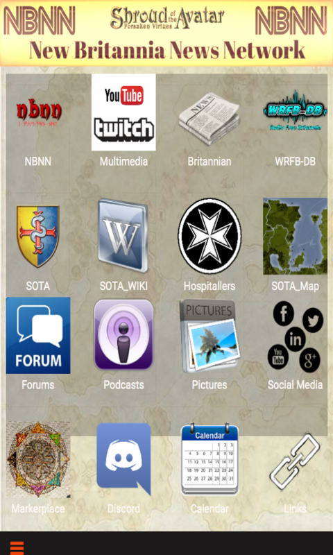 NBNN SOTA APP- screenshot