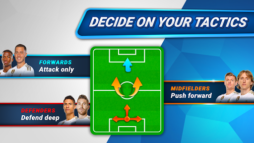 Online Soccer Manager (OSM) 2020 - Football Game screenshot