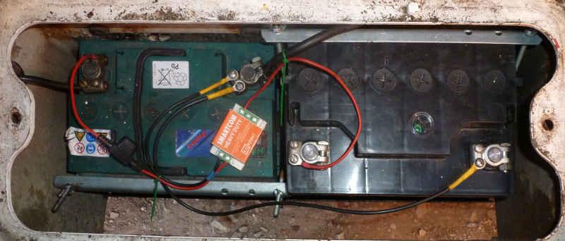 Wiring Diagram 2nd Leisure Battery Wiring Diagram Leisure Battery