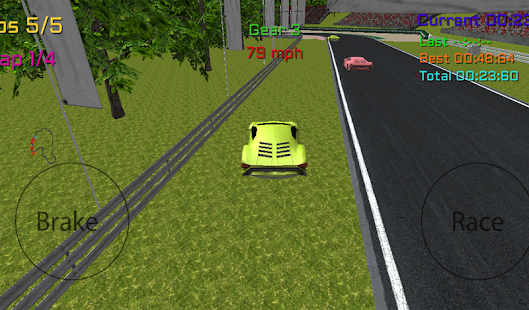 Fast Racing Turbo 3D-Free screenshot 11