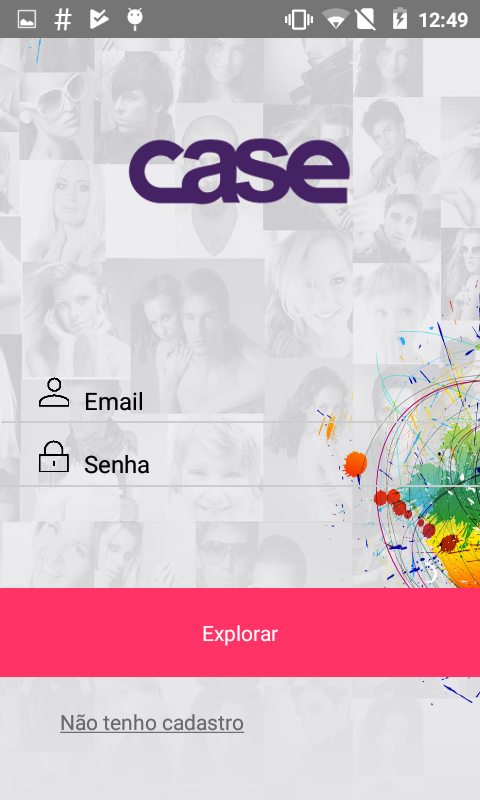 Case Casting- screenshot