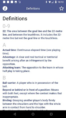 World Rugby Laws of Rugbyのおすすめ画像3