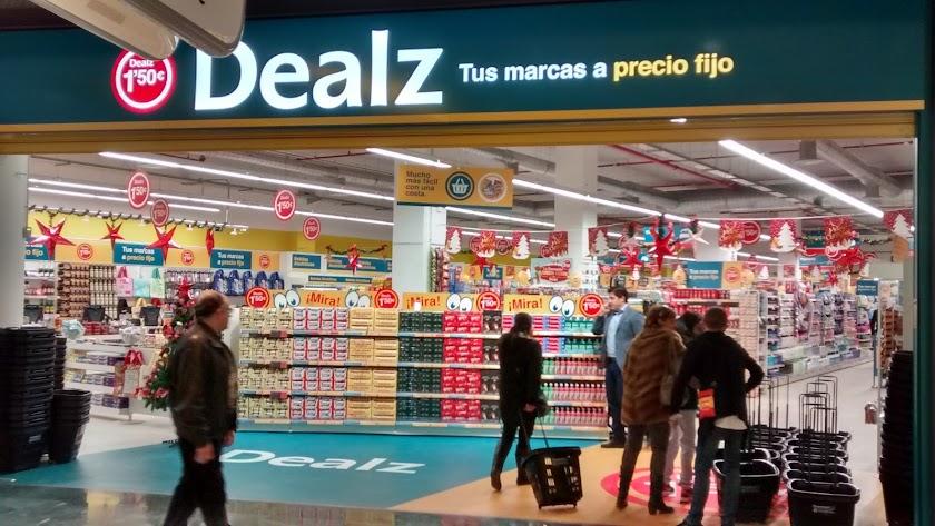 Dealz está desarrollando un amplio despliegue de centros.