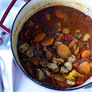 Dairy Free Chicken Casserole – Slow Cooked Delight