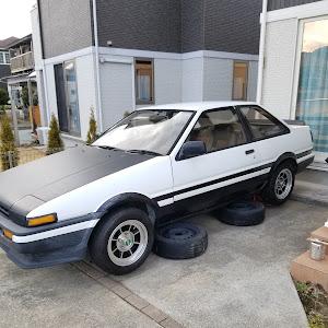 スプリンタートレノ AE86 GT APEX 前期 2ドアのカスタム事例画像 ソアさんの2020年02月24日15:50の投稿