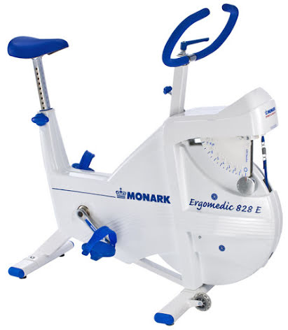 Testcykel Monark Ergomedic 828E