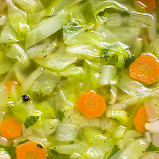 The Cabbage Soup.