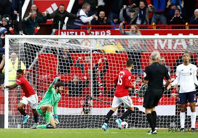 Manchester United dient Liverpool eerste puntenverlies van het seizoen toe in 'Hate Game'