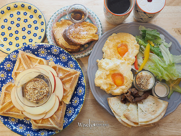 URBAN SELECT 城嚴選@生活雜貨空間 & 雲朵QQ蛋早午餐