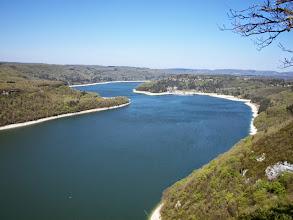 Photo: Lac de Vouglans, 3e plus grand lac artificiel de France