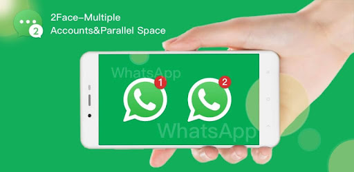 2Face-2 Accounts for whatsapp&social apps - Apps on Google Play