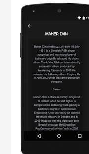 Maher Zain Lyrics and Chords - náhled