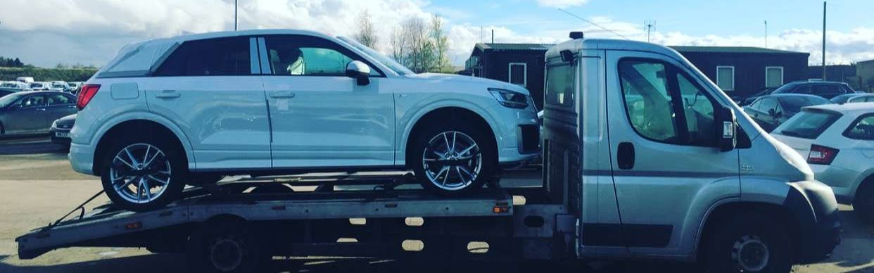 Private & Trade Vehicle Transportation In Milton Keynes
