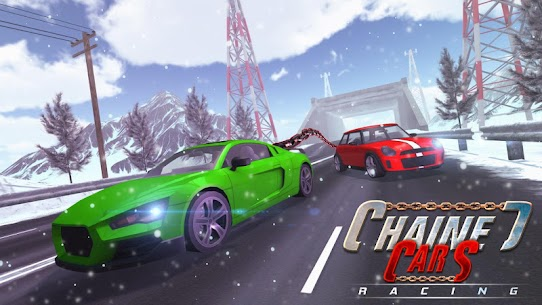 Chained Car Racing Games 3D Mod Apk 1.8 5
