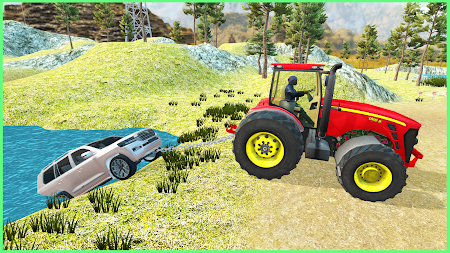 Heavy Duty Tractor Pull: Tractor Towing Games APK screenshot thumbnail 8