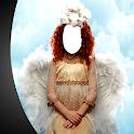 Fairy Angel Photo Montage icon