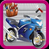 Sports Bike Repair Shop