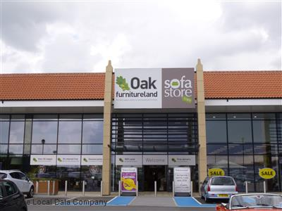 Oak Furniture Land On Stirling Road Furniture Shops In Rawcliffe