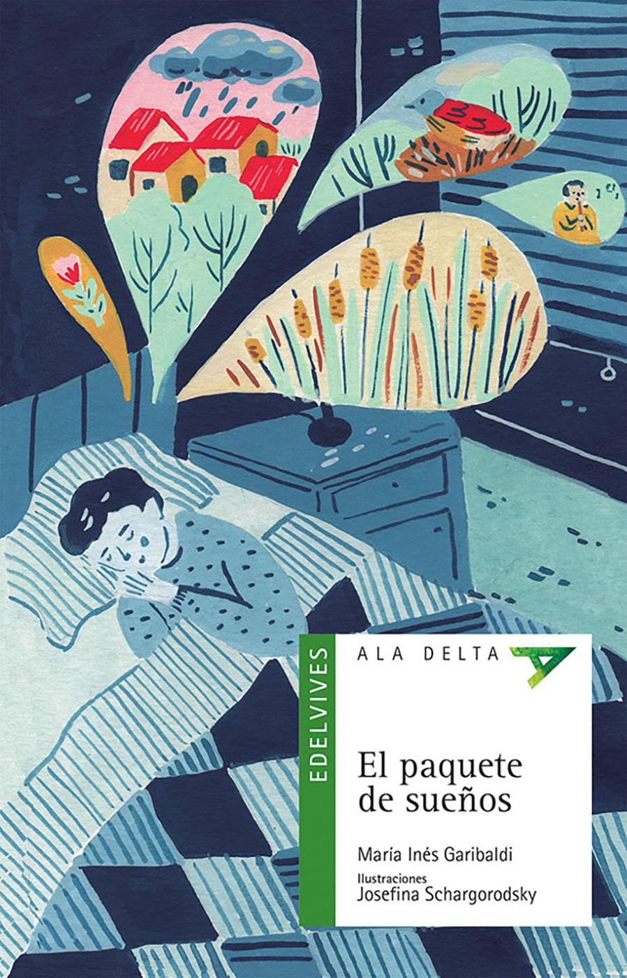 Resultado de imagen para El paquete de sueños de María Inés Garibaldi