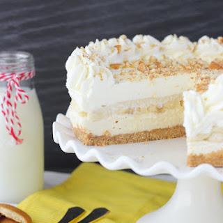 No-Bake Banana Pudding Cheesecake.