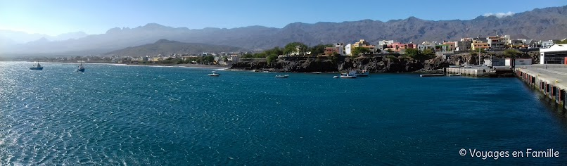 Départ de Porto Novo
