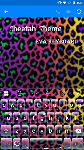 玩免費遊戲APP|下載Colorful Cheetah Theme In 2016 app不用錢|硬是要APP