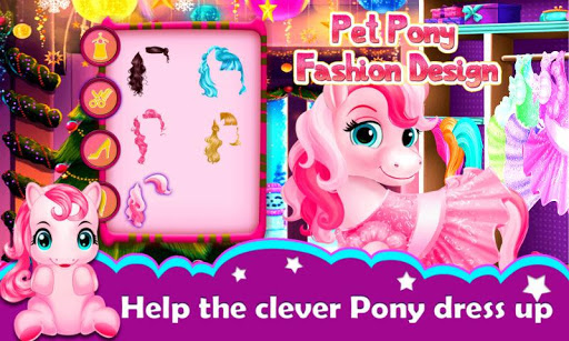 Pet Pony Fashion Design