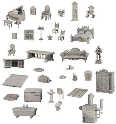 TerrainCrate: Gothic Manor