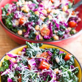 Detox Tuscan Kale Salad