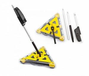 Matura electrica triunghiulara fara fir, Twister Sweeper