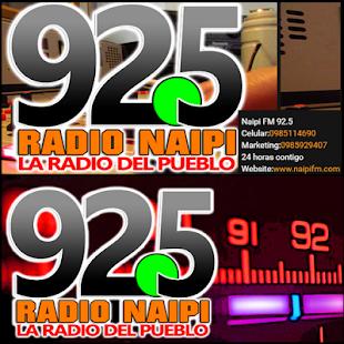 Radio Naipi FM 92.5 - náhled