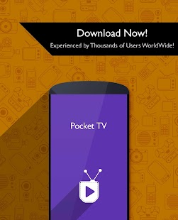Pocket TV - Show | Movies | News | Sports Screenshot