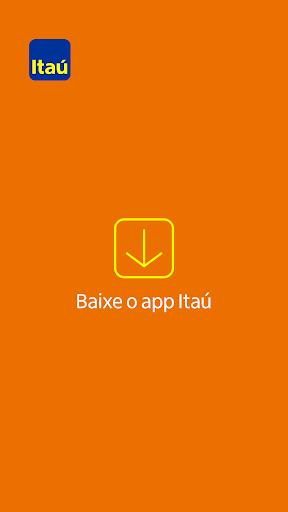 Banco Itaú: Gerencie sua conta pelo celular screenshot 8