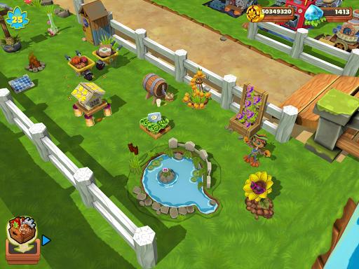 CannaFarm - Weed Farming Collection Game screenshots 13