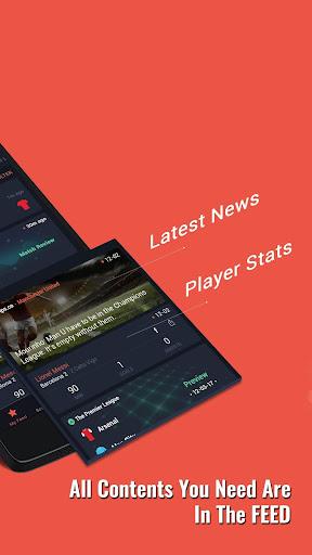 SWIPS - Sports Live Scores  screenshots 2