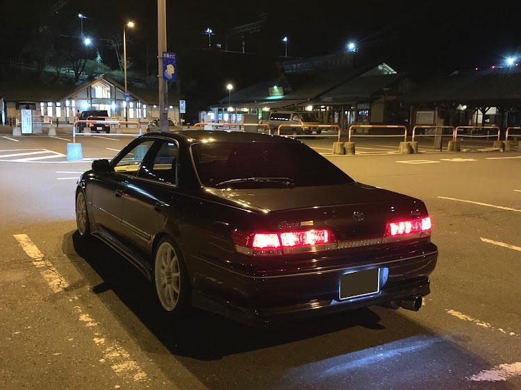 マークII JZX100のSSS(saitama street stage),道の駅あしがくぼ,道の駅ちちぶ,299,武甲山に関するカスタム&メンテナンスの投稿画像3枚目